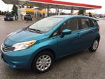 2015 Nissan Versa SV w/Winter Tires on Rims in Mississauga, Ontario