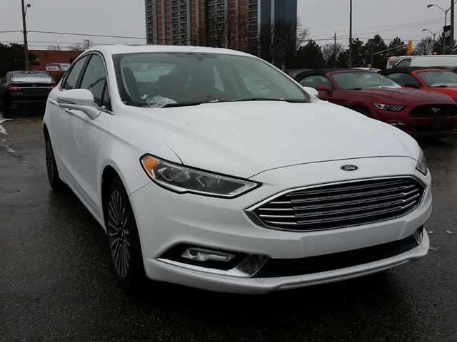 2017 ford fusion se scarborough ontario used car for sale 2646538. Black Bedroom Furniture Sets. Home Design Ideas
