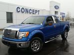 2011 Ford F-150 XLT XLT XTR SUPER CAB LOW KLM! in Georgetown, Ontario