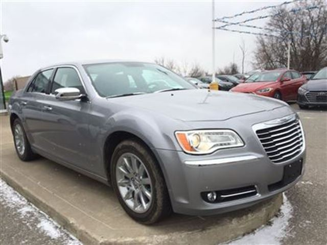 2011 chrysler 300 limited package low mileage in brantford ontario. Cars Review. Best American Auto & Cars Review
