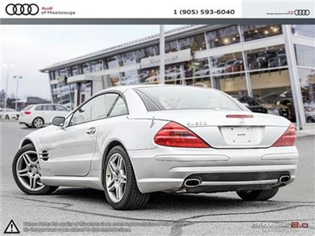 2006 mercedes benz sl class sl500 mississauga ontario for 2006 mercedes benz sl500