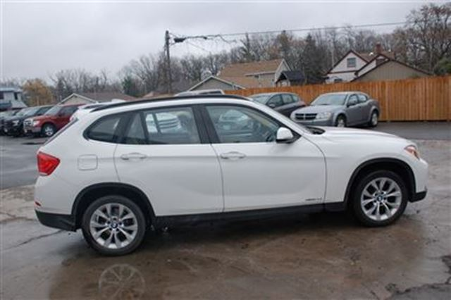 2013 bmw x1 xdrive28i awd leather welland ontario used car for sale 2648603. Black Bedroom Furniture Sets. Home Design Ideas