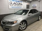 2010 Acura RL ELITE   ONLY57000KMS   4NEWTIRES   DEALERSERVICED in Burlington, Ontario
