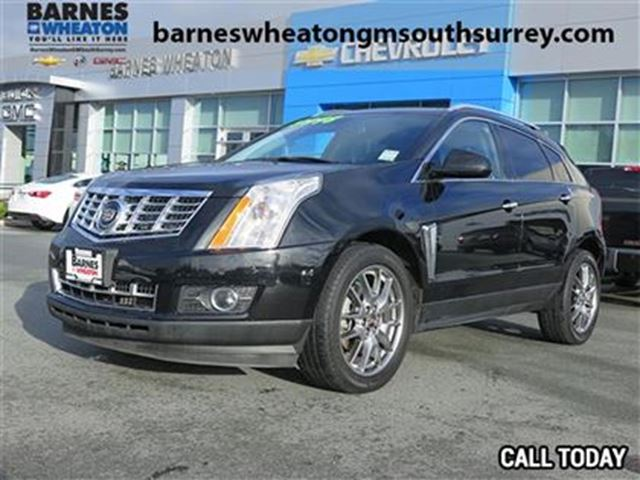 2015 cadillac srx premium heated seats air conditioning surrey british columbia used car for. Black Bedroom Furniture Sets. Home Design Ideas