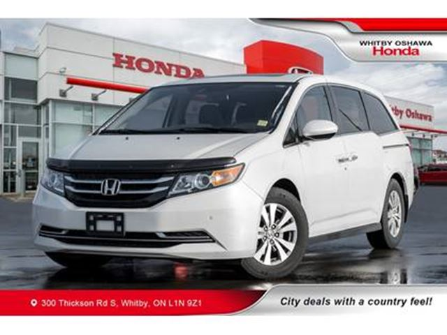 2016 honda odyssey ex l whitby ontario used car for sale 2647902. Black Bedroom Furniture Sets. Home Design Ideas