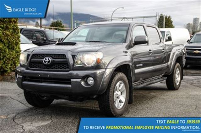 2011 toyota tacoma v6 coquitlam british columbia used. Black Bedroom Furniture Sets. Home Design Ideas