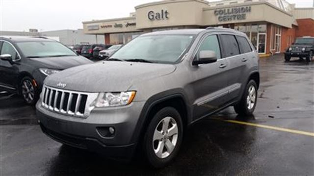 2012 jeep grand cherokee laredo cambridge ontario used car for sale. Cars Review. Best American Auto & Cars Review