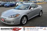 2008 Hyundai Tiburon GS in Vernon, British Columbia