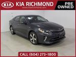 2016 Kia Optima SX Turbo in Richmond, British Columbia