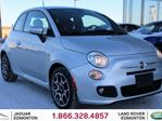 2014 Fiat 500 Sport - LOCAL EDMONTON TRADE IN | NO ACCIDENTS | CLIMATE CONTROL WITH AC | STEERING WHEEL MOUNTED BLUETOOTH | ALL POWER OPTIONS | 16 ALLOY WHEELS | SPORTY STYLING | VERY SPACIOUS INTERIOR | EXCELLENT FUEL MILEAGE | 101 HORSEPOWER | WELL LOOKED AFTER in Edmonton, Alberta