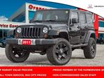 2011 Jeep Wrangler Unlimited 70th Anniversary Navi in Orangeville, Ontario