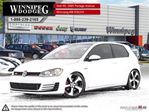2015 Volkswagen Golf GTI 3-Door in Winnipeg, Manitoba