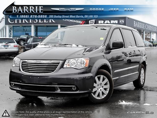2015 chrysler town and country touring barrie ontario used car for sale 2648180. Black Bedroom Furniture Sets. Home Design Ideas