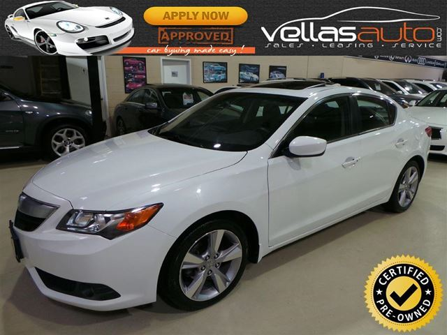 Acura Lease Deals >> 2014 Acura ILX Base PREMIUM PACKAGE| LEATHER| SUNROOF ...