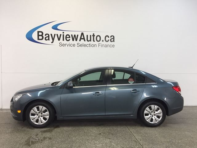 2012 chevrolet cruze lt turbo 6 speed a c cruise on star blue bayview auto sales. Black Bedroom Furniture Sets. Home Design Ideas