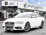 2013 Audi A4 2.0T Premium BALANCE OF FACTORY WARRANTY | PREMIUM PACKAGE | CANADIAN | OEM RIMS INCLUDED in Markham, Ontario