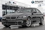 2013 BMW 5 Series 528 in Mississauga, Ontario