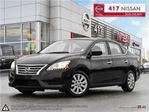 2014 Nissan Sentra 1.8 SV //Economical Commuter // Power Group // in Ottawa, Ontario