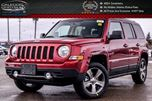 2017 Jeep Patriot New Car High Altitude 4x4 Sunroof Bluetooth R-Start Leather 17Alloy Rims in Bolton, Ontario