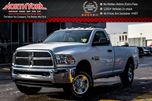 2017 Dodge RAM 2500 New Car SXT 4x4 Diesel Snow Chief,Trailer Brake,Power&Remote Entry Pkgs Backup Cam in Thornhill, Ontario