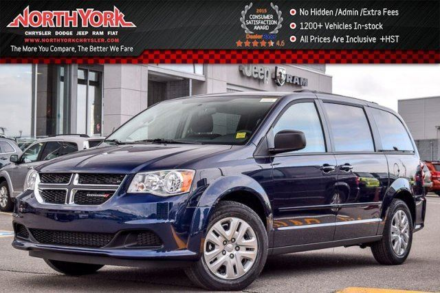 2017 Dodge Grand Caravan NEW Car SXT DualClimate Cruise 3rdRowStowN'Go 7Seater  in Thornhill, Ontario