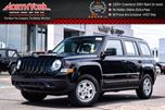 2016 Jeep Patriot Sport Manual Trac. Cntrl Hill Start Assist AM,FM,CD Player in Thornhill, Ontario
