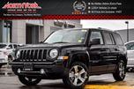 2017 Jeep Patriot NEW Car High Altitude 4x4 HtdFrontSeats SatRadio Leather PwrOptions 17Alloys  in Thornhill, Ontario