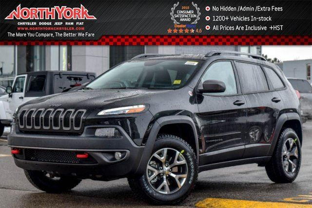 2017 jeep cherokee new car trailhawk 4x4 cold wthr safetytec comfort pkgs panosunroof 17alloys. Black Bedroom Furniture Sets. Home Design Ideas