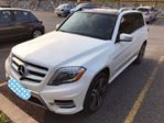 2015 Mercedes-Benz GLK-Class 250 AWD Blue Tec AMG Sport Package in Mississauga, Ontario
