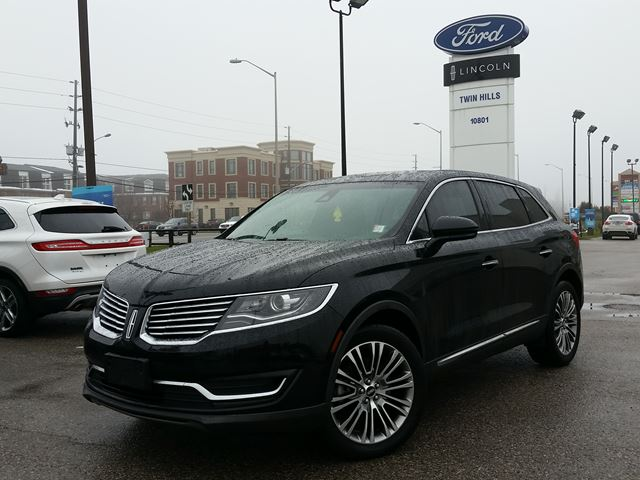 2016 lincoln mkx reserve richmond hill ontario used car for sale 2647794. Black Bedroom Furniture Sets. Home Design Ideas