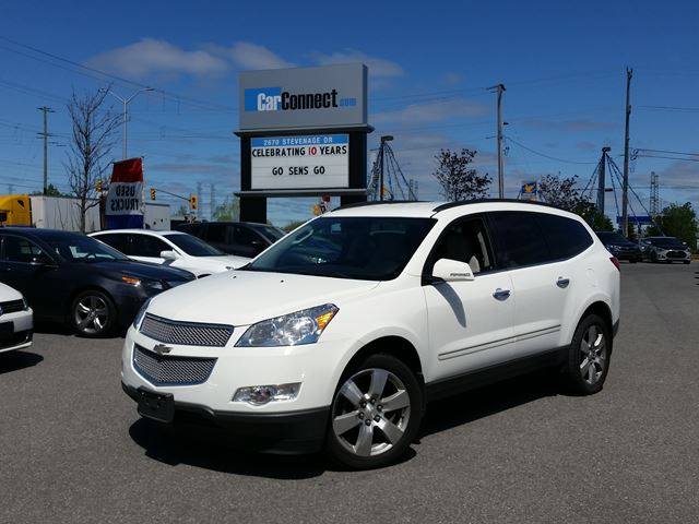 2011 Chevrolet Traverse LTZ AWD!!  ONLY $19 DOWN $88/WKLY!! in Ottawa, Ontario