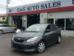2011 Toyota Matrix           in Ottawa, Ontario