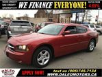 2010 Dodge Charger Base 2.7L  ONLY 80 KM NO CREDIT CHECK LEASES in Hamilton, Ontario
