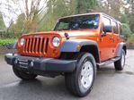 2011 Jeep Wrangler Unlimited Sport 4dr 4x4 in Langley, British Columbia
