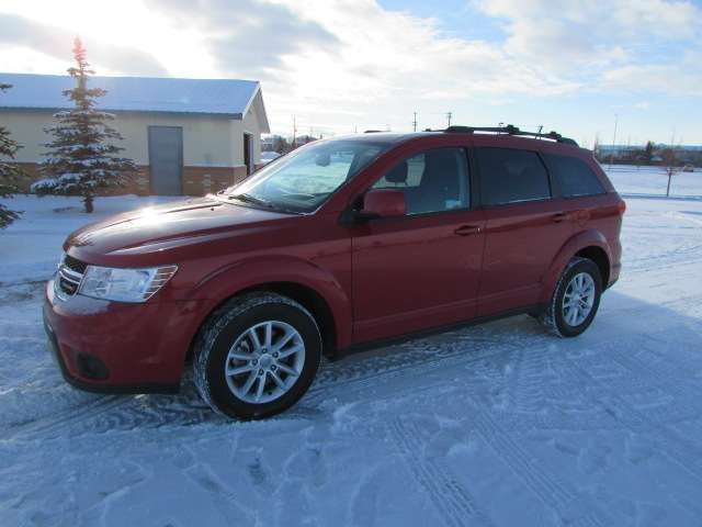 2015 DODGE JOURNEY SXT in Medicine Hat, Alberta