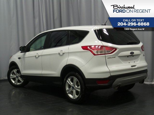 2015 ford escape se 4wd reverse camera winnipeg manitoba used car for sale 2649052. Black Bedroom Furniture Sets. Home Design Ideas