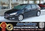 2016 Ford Focus Titanium*Lthr/Roof in Winnipeg, Manitoba