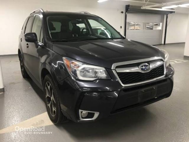 2014 subaru forester 4dr auto 2 0xt touring grey. Black Bedroom Furniture Sets. Home Design Ideas