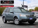 2009 Subaru Forester AWD ONLY 94K! **CLEAN CARPROOF** POWER OPTIONS in Scarborough, Ontario