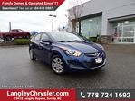 2016 Hyundai Elantra GL LOCALLY DRIVEN & ACCIDENT FREE in Surrey, British Columbia