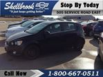 2016 Chevrolet Sonic LT in Shellbrook, Saskatchewan