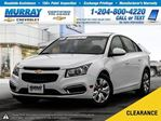 2015 Chevrolet Cruze 1LT in Winnipeg, Manitoba