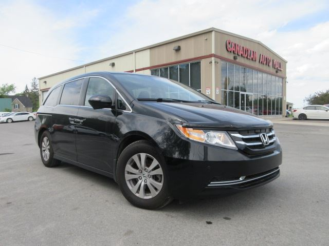 2015 honda odyssey ex l nav roof leather 47k stittsville ontario car for sale 2649352. Black Bedroom Furniture Sets. Home Design Ideas
