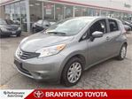 2015 Nissan Versa SV, Under 52000 kms!! Carproof Clean in Brantford, Ontario
