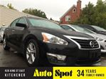 2015 Nissan Altima 2.5 SV/MOONROOF!/PRICED FOR AN IMMEDIATE SALE !! in Kitchener, Ontario