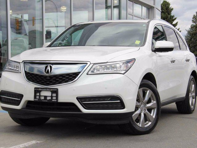2014 ACURA MDX Walk Around Video | Elite Package | Remote Start | Ultra Wide Rear DVD | 7-Passenger | 360 Camera | Power Fold Down Centre Row Seats | All-Wheel-Drive in Kamloops, British Columbia