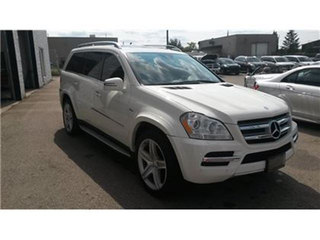 2012 mercedes benz gl class gl 350 bluetec guelph. Black Bedroom Furniture Sets. Home Design Ideas