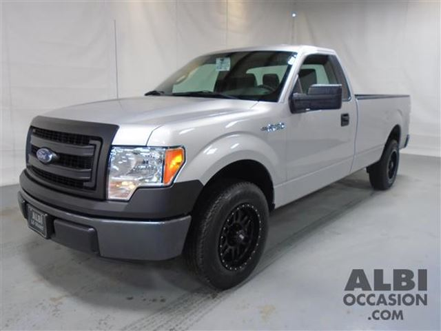 2014 ford f 150 xl mascouche quebec used car for sale 2650032. Black Bedroom Furniture Sets. Home Design Ideas