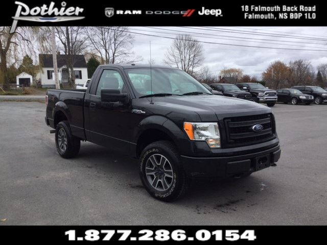2014 ford f 150 xl windsor nova scotia used car for sale 2649621. Black Bedroom Furniture Sets. Home Design Ideas