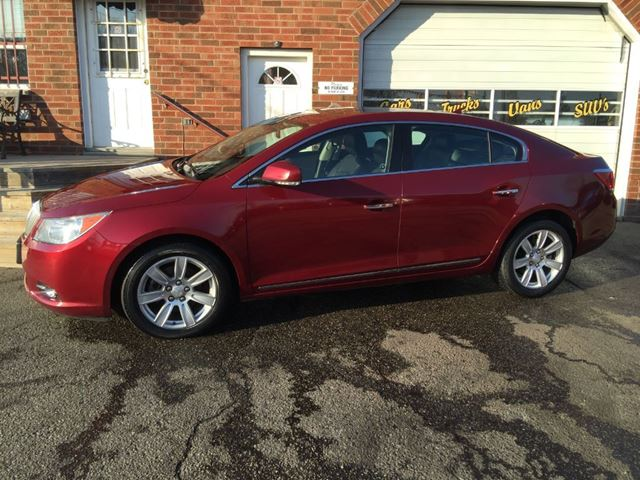 2010 BUICK LACROSSE CXL AWD in Bowmanville, Ontario